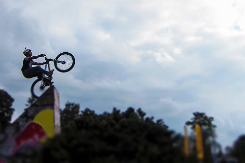 MTB Big Air Jumps