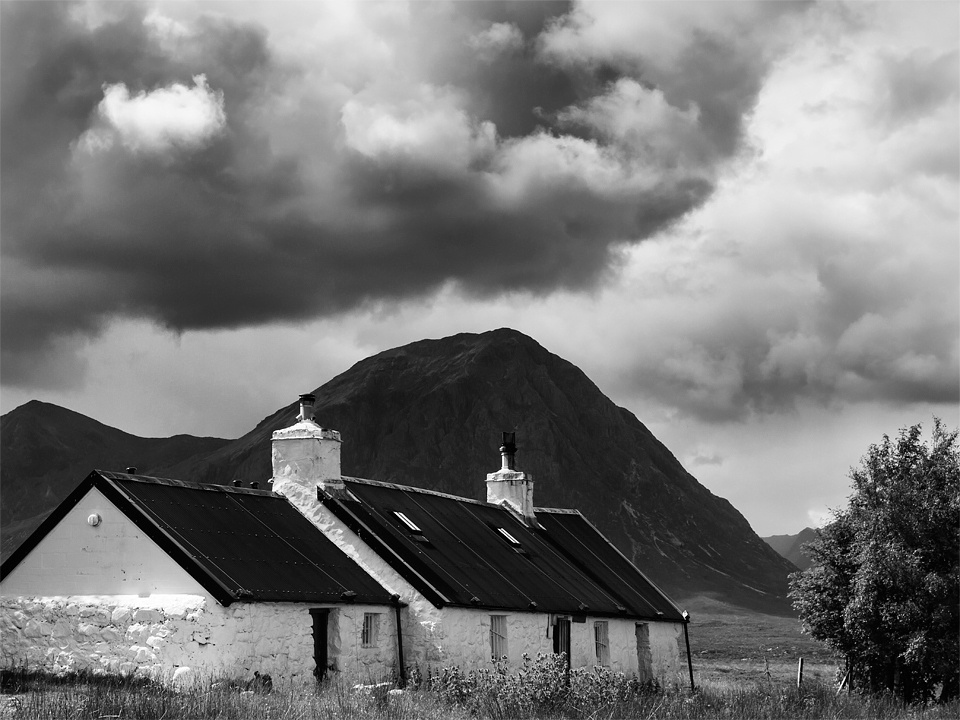 Black Cottage